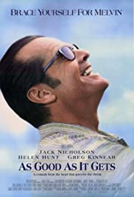 Image result for as good as it gets poster