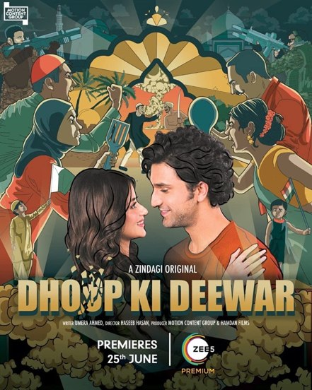 Download Dhoop Ki Deewar 2021 S01 Hindi [01 To 08 Eps] Web Series 480p HDRip 900MB