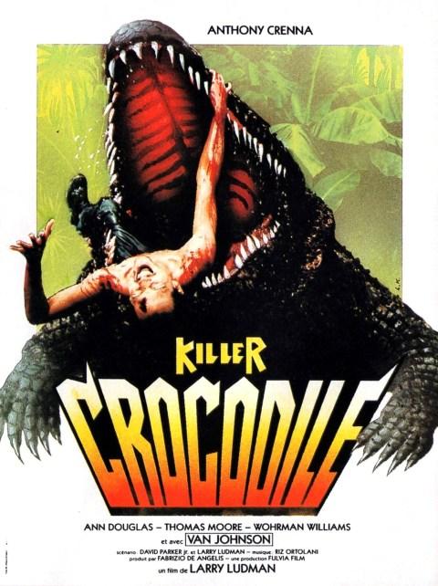 Download Killer Crocodile (1989) Dual Audio {Hindi-English} 480p   720p