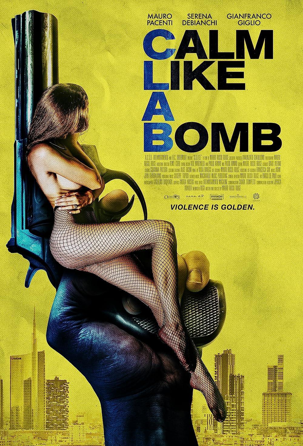 Calm Like a Bomb 2021 English 720p HDRip ESub 800MB Download