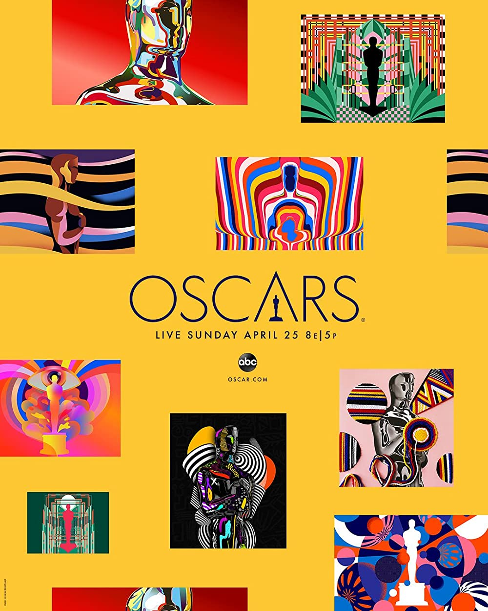 The 93rd Oscars 2021 English 720p HDTVRip 1GB | 473MB Download