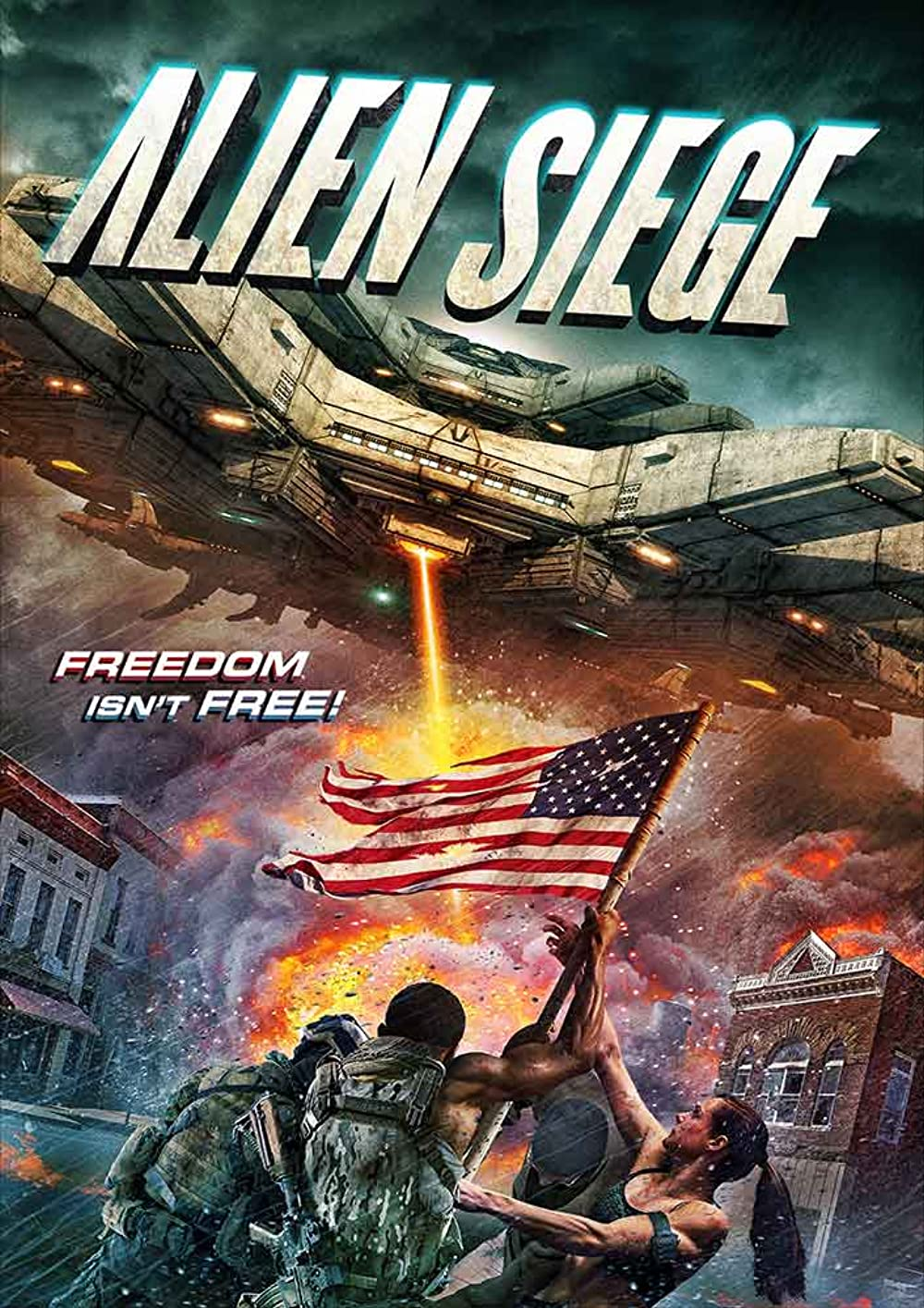 Alien Siege 2018 Hindi Dual Audio 720p BluRay 880MB Download