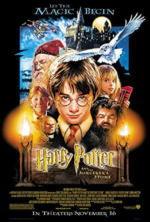 Download Harry Potter and the Sorcerer's Stone (2001) Dual Audio [Hindi+English] 720p {1.4GB}
