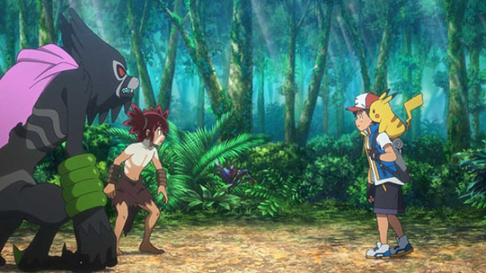Pokémon the Movie: Secrets of the Jungle (2020) - IMDb