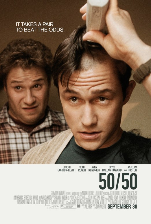 Image result for 50/50 movie