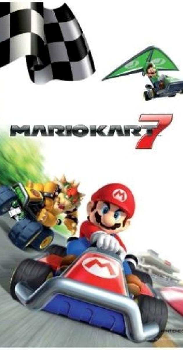 Mario Kart 7 Video Game 2011 Imdb