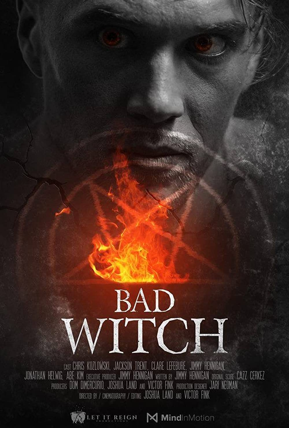 Bad Witch 2021 English 720p HDRip 800MB Download