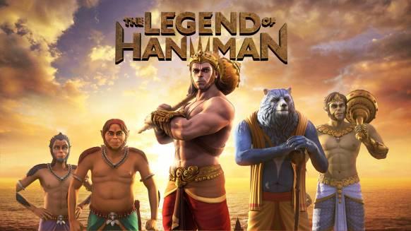 The Legend of Hanuman (TV Series 2021– ) - IMDb