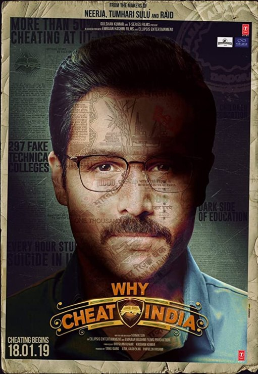 Emraan Hashmi in Why Cheat India (2019)