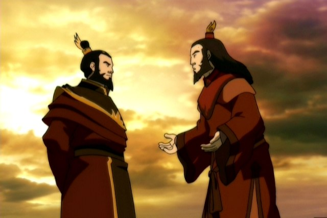 """Avatar: The Last Airbender"""" The Avatar and the Fire Lord (TV Episode 2007)  - IMDb"""