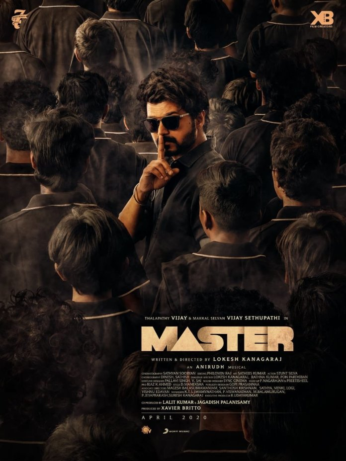 Master Tamil 2020 Full Movie Download HD Free Leaked by Tamilrockers