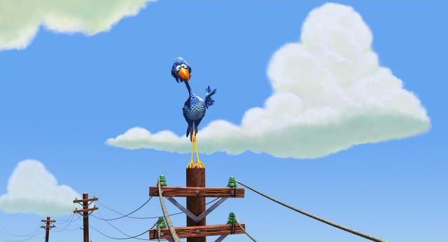 For the Birds Disney Pixar