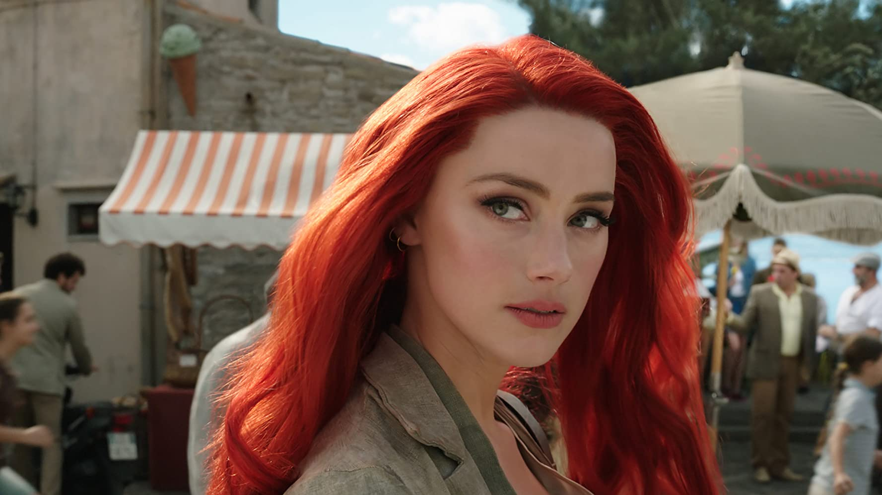 Amber Heard / Aquaman / Warner Bros. Pictures. © 2019. All rights reserved.