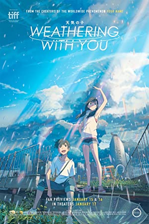 Download Weathering With You Movie 2019 BluRay HEVC 10bit [HDR Japanese] 2160p [7.2GB]