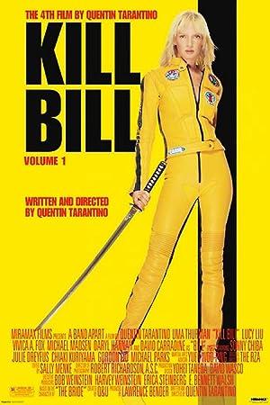 Kill Bill - A Vingança (Volume 1)