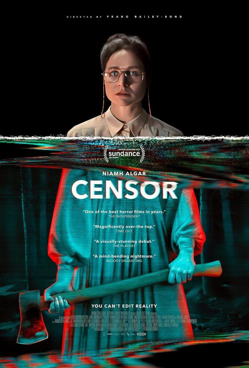 Action: Censor (2021) Download Full Movie]