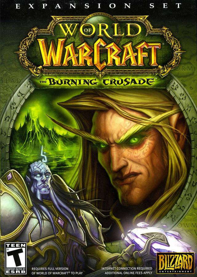 World of Warcraft: The Burning Crusade (Videojuego 2007) - IMDb