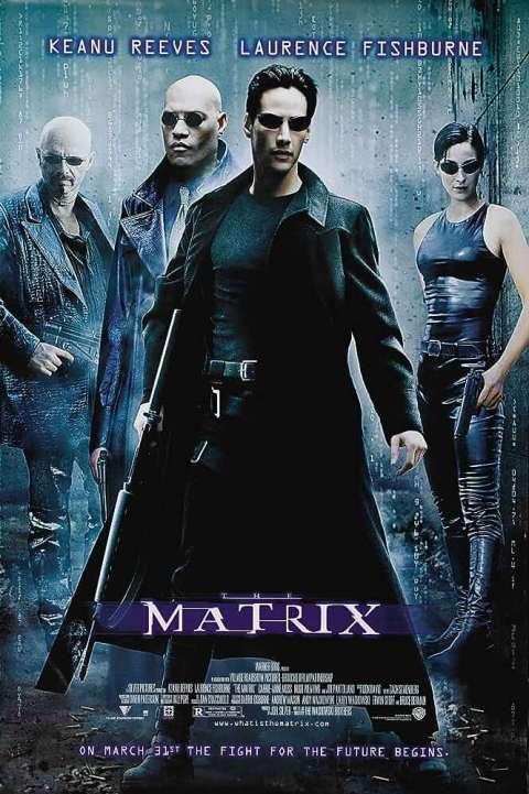 Download The Matrix (1999) Dual Audio {Hindi-Eng} 480p [500MB] | 720p [1GB] | 1080p [2GB]