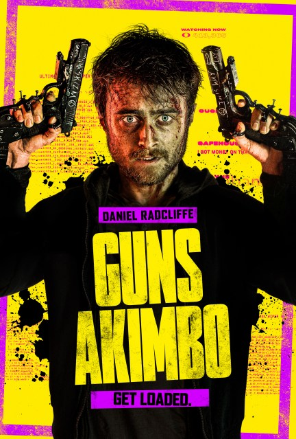 Image result for Guns Akimbo imdb