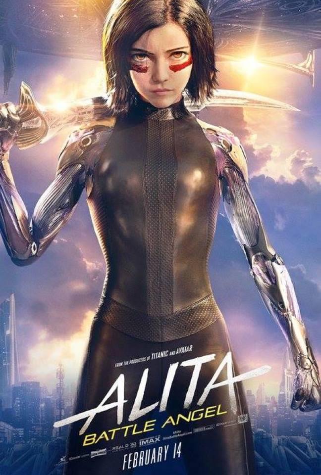 Alita Battle Angel 2019 UHD BluRay 2160p TrueHD Atmos 7 1