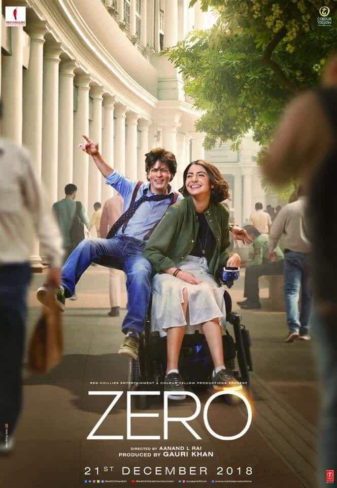 Shahrukh Khan's film Zero can do so on the first day at the box office so much!