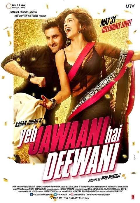 Download Yeh Jawaani Hai Deewani (2013) Hindi Full Movie 720p