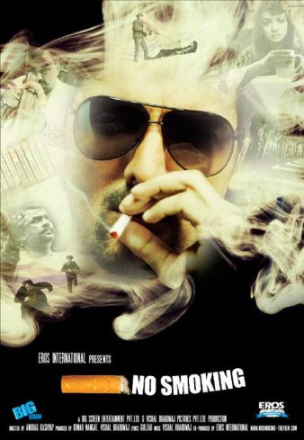 No Smoking 2007 Hindi Movie 720p HDRip 900MB