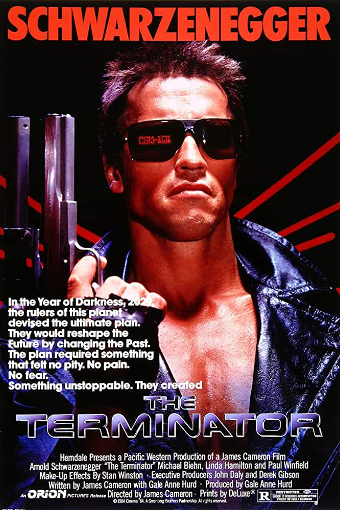 Watch The Terminator (1984) 720p BluRay Dual Audio Free Download on movies365.co