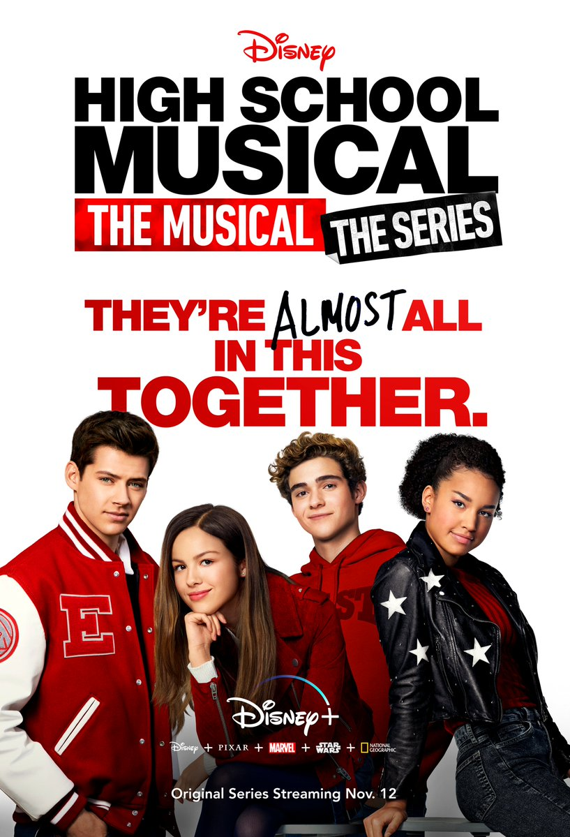 High School Musical The Musical The Series Tv Series 2019
