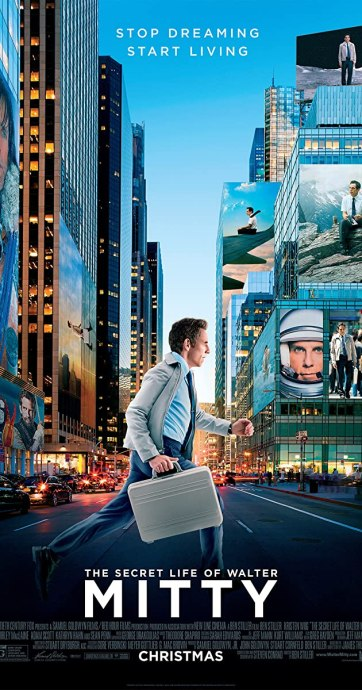 The Secret Life of Walter Mitty (2013) -