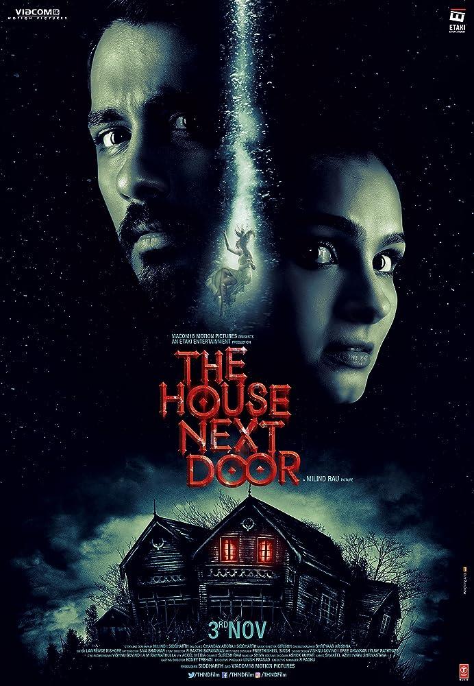 The House Next Door 2019 Hindi Dubbed 400MB HDRip 480p