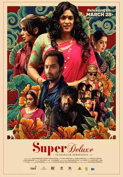 Super Deluxe (2019) - best Tamil movies on Netflix