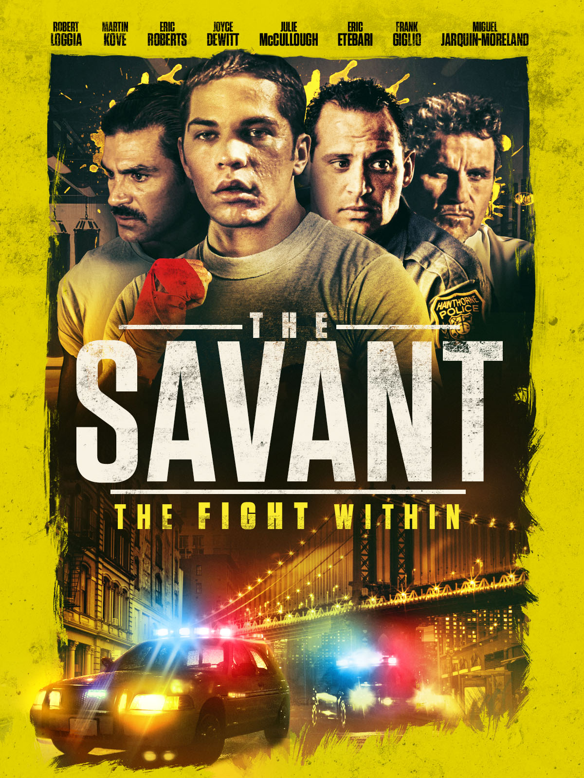 Image result for The Savant (2019)