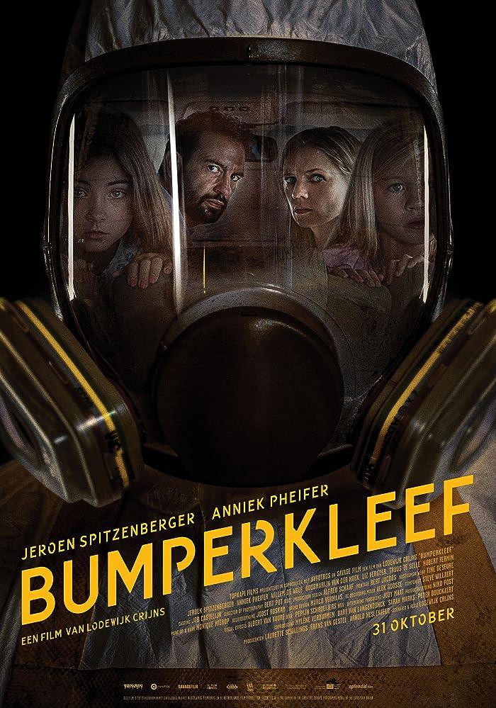Anniek Pheifer, Jeroen Spitzenberger, Willem de Wolf, Roosmarijn van der Hoek, and Liz Vergeer in Bumperkleef (2019)