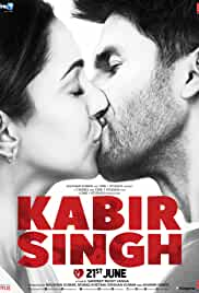 Download Kabir Singh (2019) Full Movie {Hindi} Bluray 480p | 720p