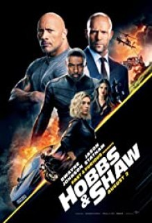 Fast and Furious Hobbs and Shaw 2019 movie