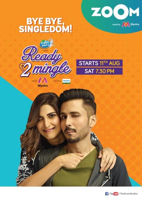 Ready To Mingle (2020) Season 1 Complete Hindi WEB Series 480p | 720p