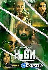High (2020) HEVC HDRip Hindi S01 Complete Web Series