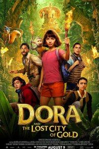 Dora and the Lost City of Gold (2019) – [Hindi Original Audio] – 480p 720p