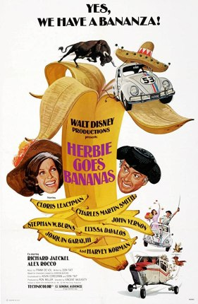 Herbie Goes Bananas (1980)