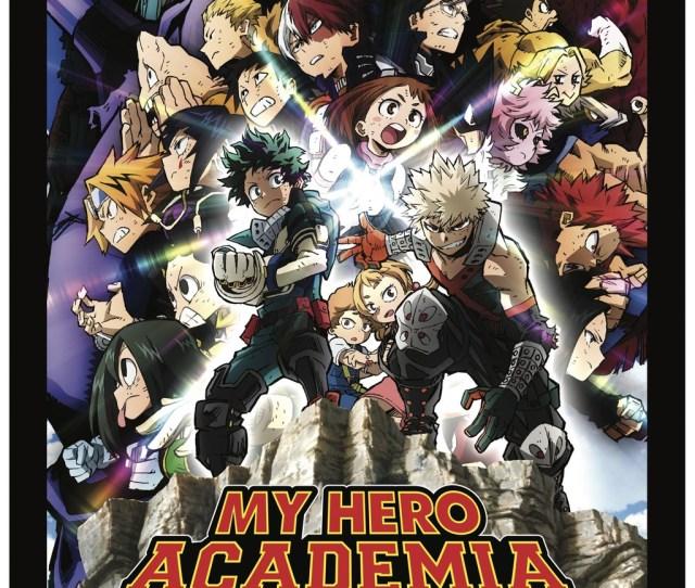 My Hero Academia Heroes Rising  Imdb