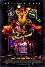 Free Download & streaming Willy's Wonderland Movies BluRay 480p 720p 1080p Subtitle Indonesia