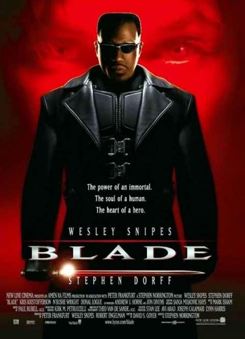 Blade (1998) Full Movie In Hindi-English-Tamil-Telugu Bluray 480p | 720p