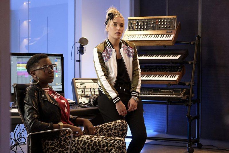 Jade Anouka in Turn Up Charlie (2019)