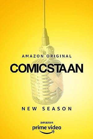 Download Comicstaan 2018 (Season 1) Amazon Prime 720p