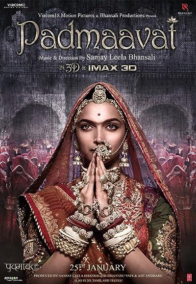 Padmaavat (2018) Hindi Blu-Ray  480P | 720P x264  450MB | 1.4GB Download