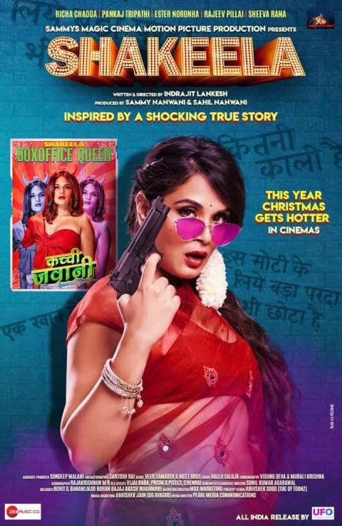 Download Shakeela (2020) Hindi Full Movie 480p | 720p