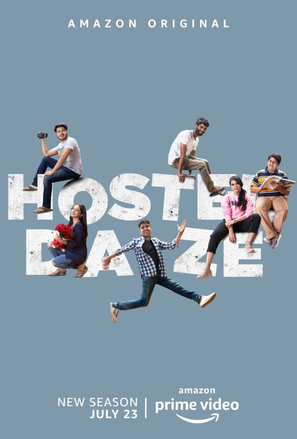 Hostel Daze (TV Mini Series 2019– ) - IMDb