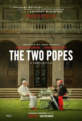 The Two Popes (2019) - Movie Review