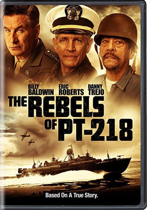 Download The Rebels of PT-218 2021 English 720p HDRip ESub 800MB